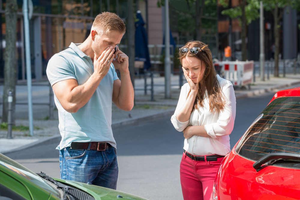 Cosas que debes saber si tienes un accidente de coche