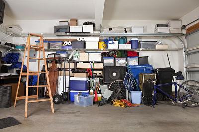 Ten tu garaje bien ordenado