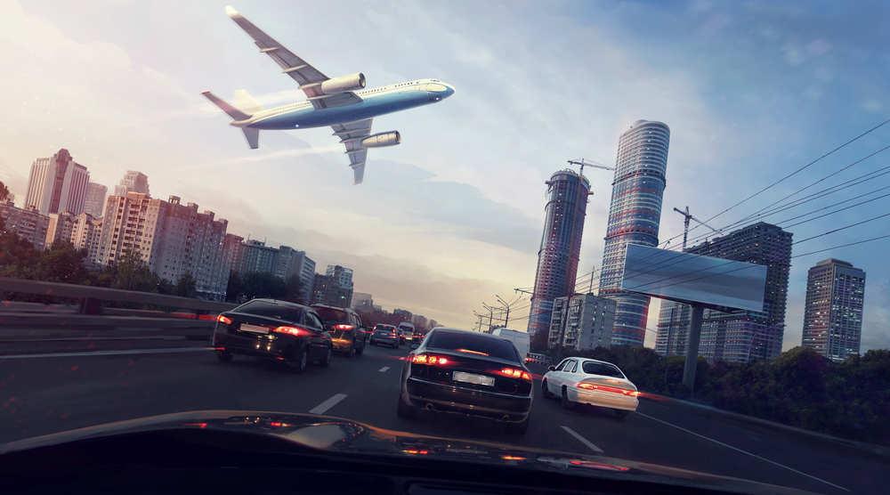 El ruido del tráfico cada vez más molesto