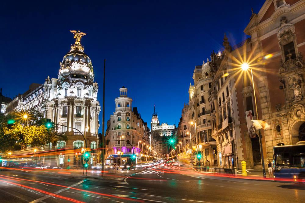 Madrid, la ciudad que nunca duerme