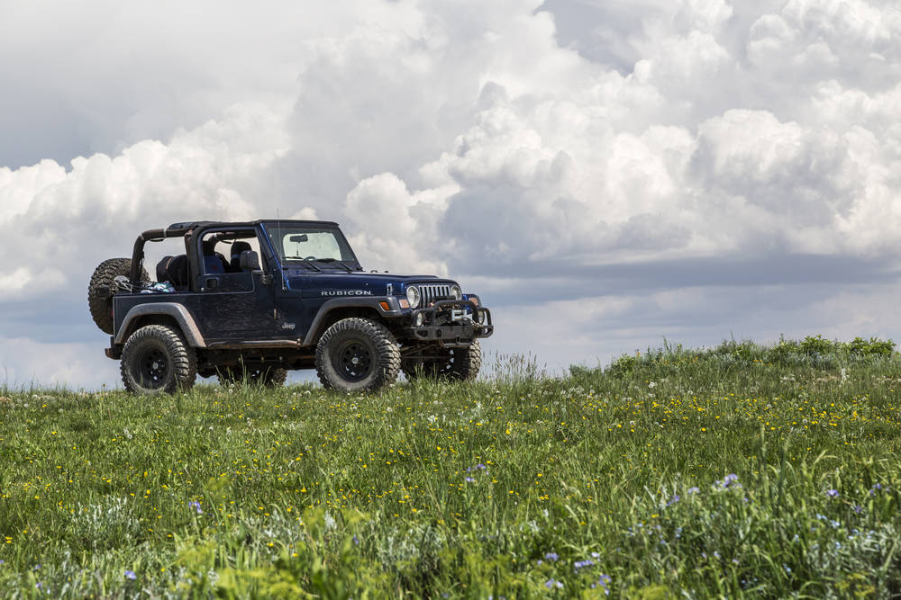 Jeep Wrangler, el modelo icónico de película americana