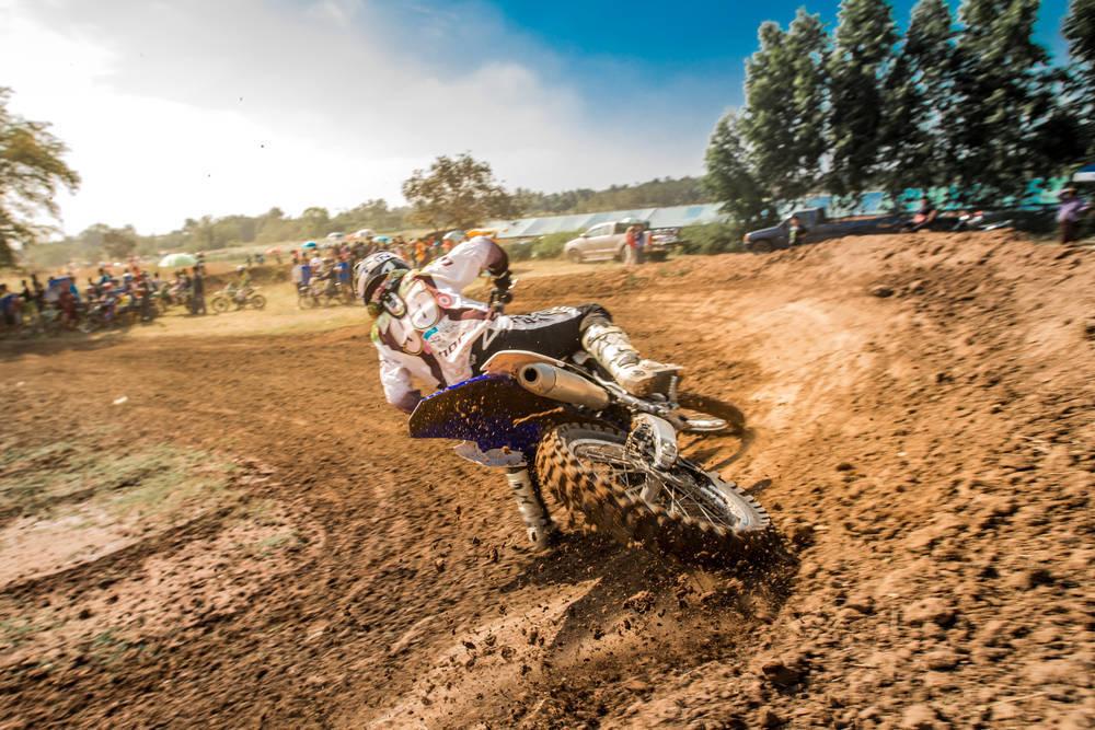 El estado físico en Motocross