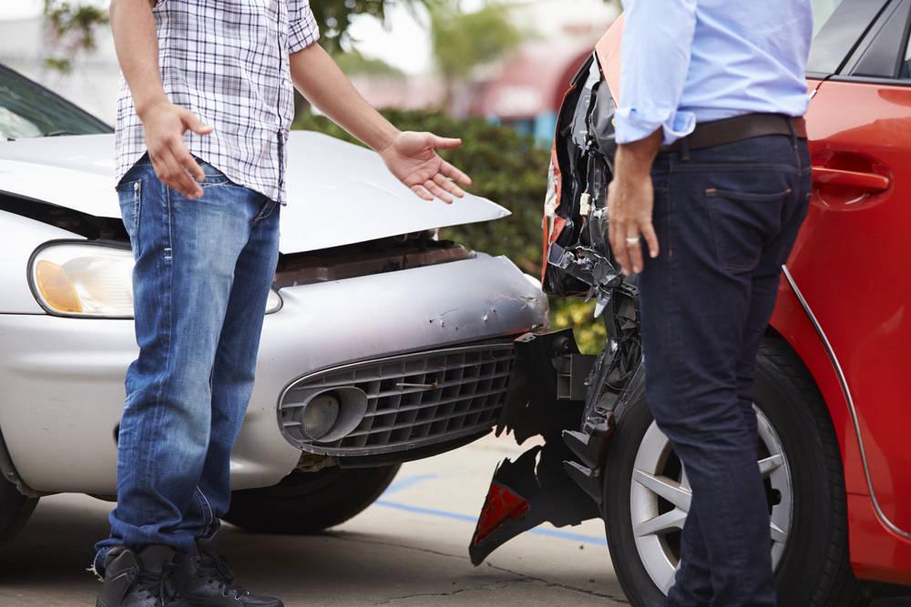 Qué hacer en caso de sufrir un accidente de tráfico y salir perjudicado