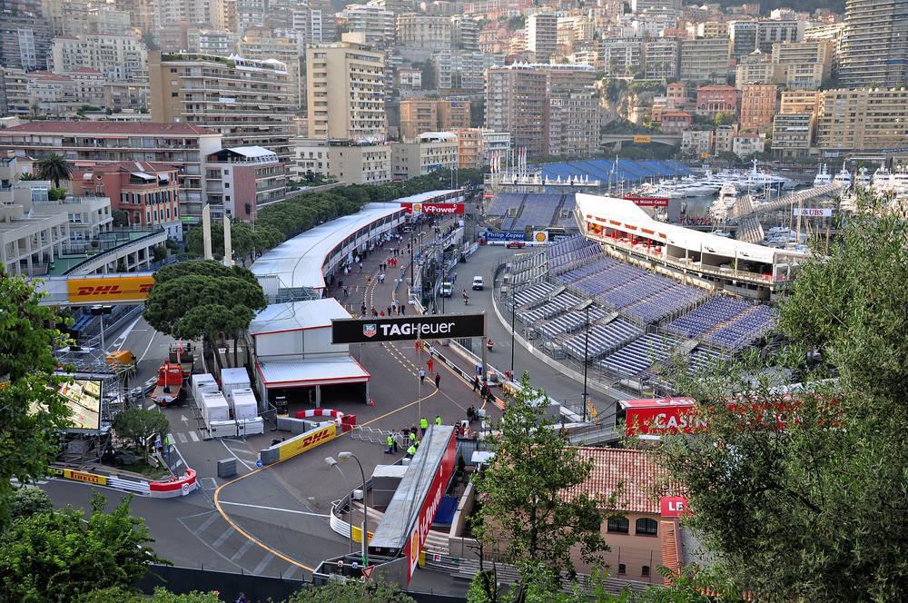 El GP de Mónaco de F1, un evento que requiere de los mejores profesionales