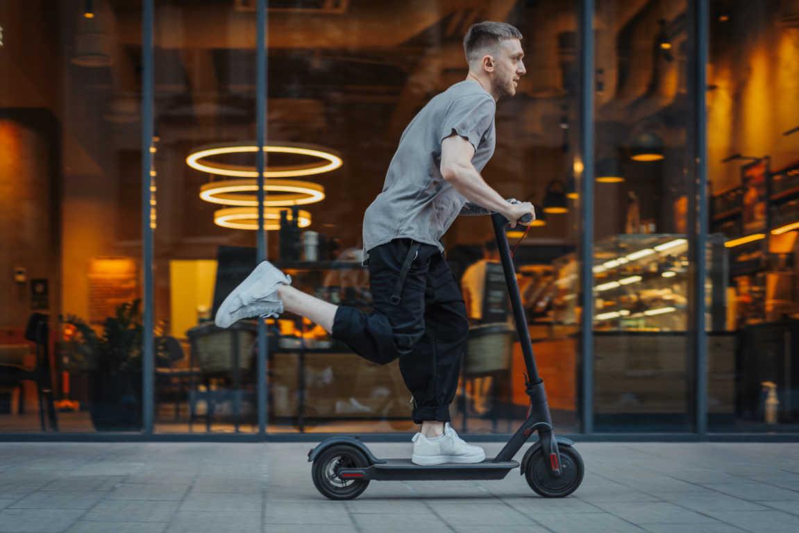 Los patinetes eléctricos y la necesidad de una normativa homogénea