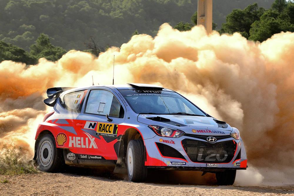 Los rallyes, unos eventos que van mucho más allá de la competición